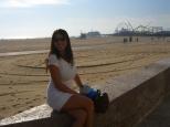 Sta Monica beach