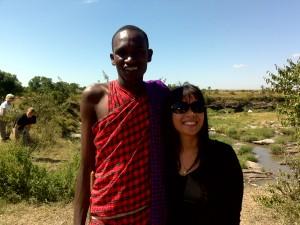 Native Masai