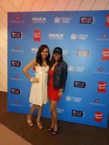 The all new IMAX at SM Aura