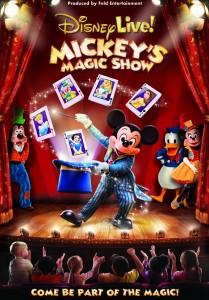Disney Live in Manila