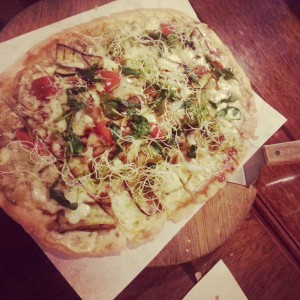 TOSH Grilled Veggie Pizza P265