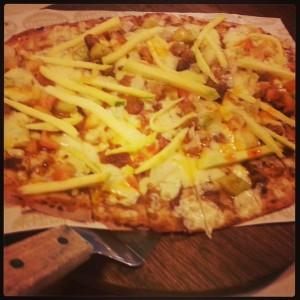 TOSH Thai Bagoong Pizza