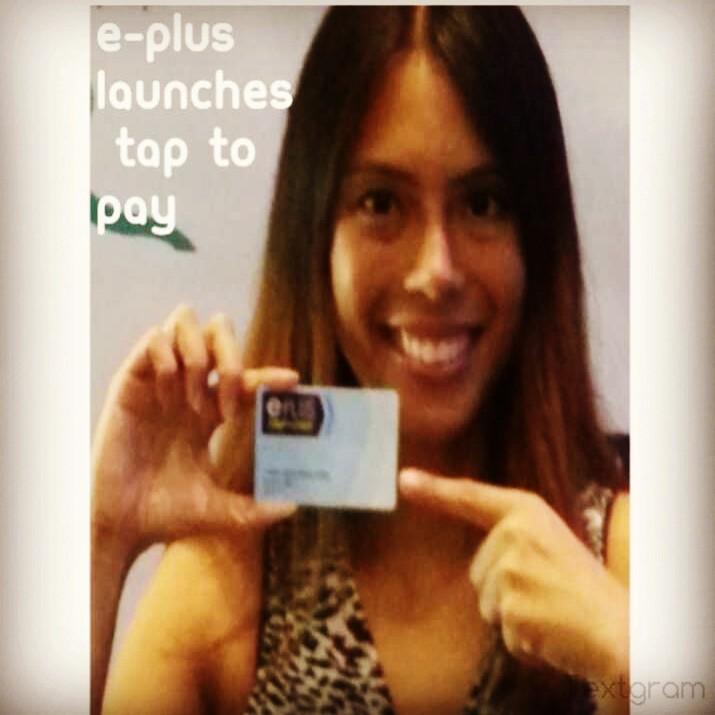 Reloadable prepaid card