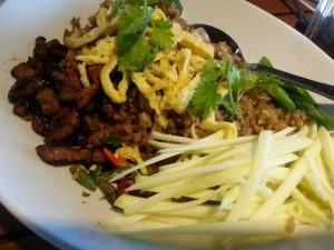 Bagoong rice P149
