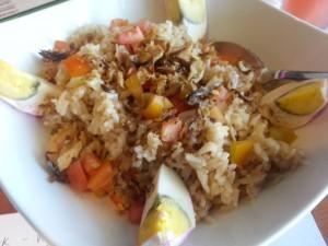 Tinapa rice. P135