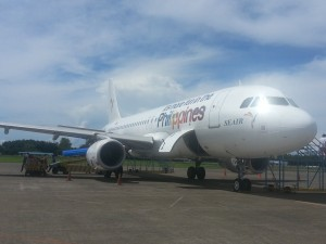 small aircraft to take you in Puerto Princesa