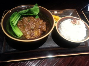 Asian beef Curry