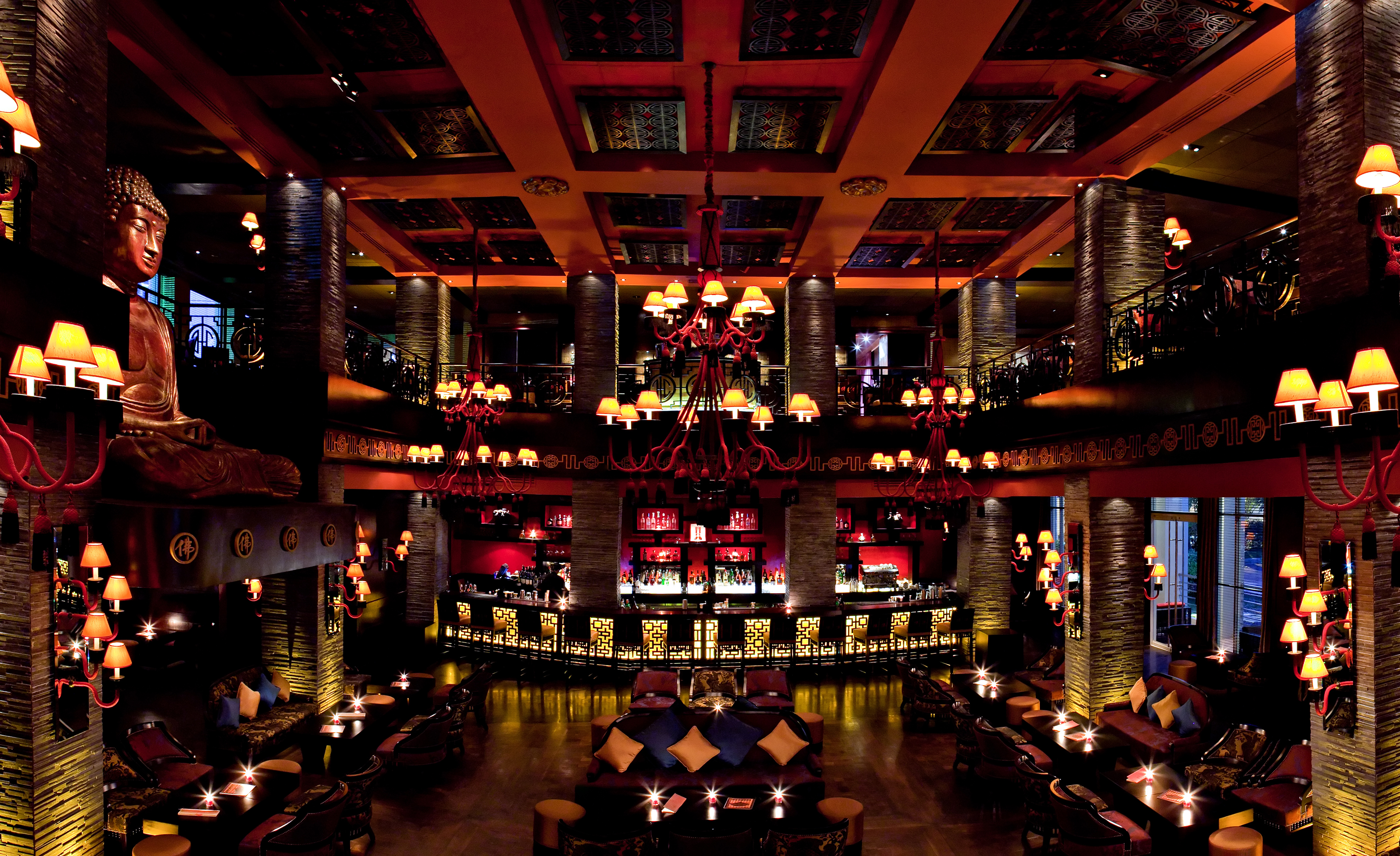 3 Course Meal At Buddha Bar For Lunch For Only P790 Net