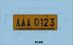 DOTC plate OEV