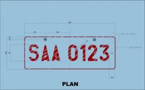DOTC plate gov