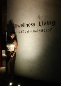 QiWellness entrance