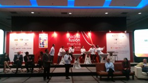 Chef Fores Madrid Fusion