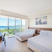 Ocean suites room