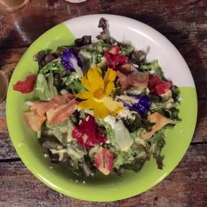 buzz cafe salad