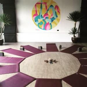 lotus room for yoga