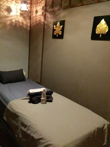 Mandara Spa green hills room