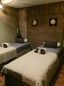 Mandara spa couple's room