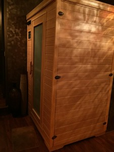 Mandara spa sauna