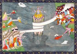 mandara mount hindu