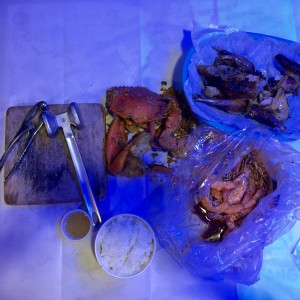 Blue Post Boiling Crabs and Shrimps
