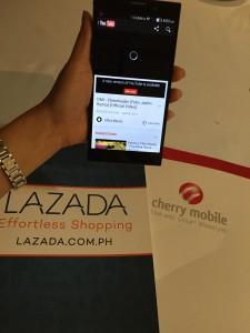unboxing Lazada