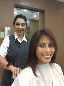 Tinette hairstylist