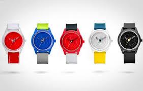 Q&Q Smile solar watch