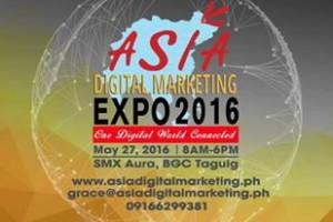 Asia Digital Marketing 2016