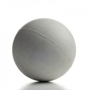 training rubber lacrosse ball