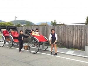 japan rickshaw
