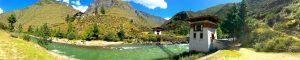 14th-century-paro-dzong