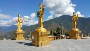 Buddha Dordhenma Thimphu Bhutan