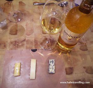 dourthe wine pairing