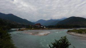 punakha-river