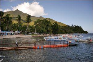 Sabang port, Palawan by Aleah Taboclaon