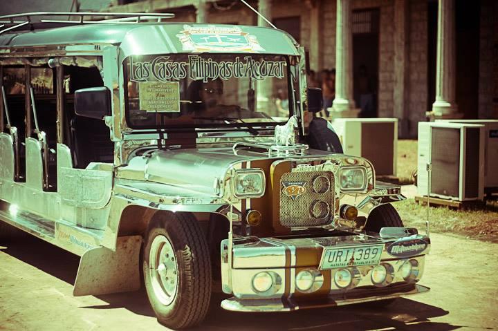 *jeepney ride